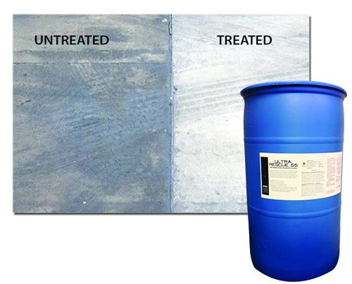 Floor care concrete floor cleaners momar for Alkaline concrete cleaner